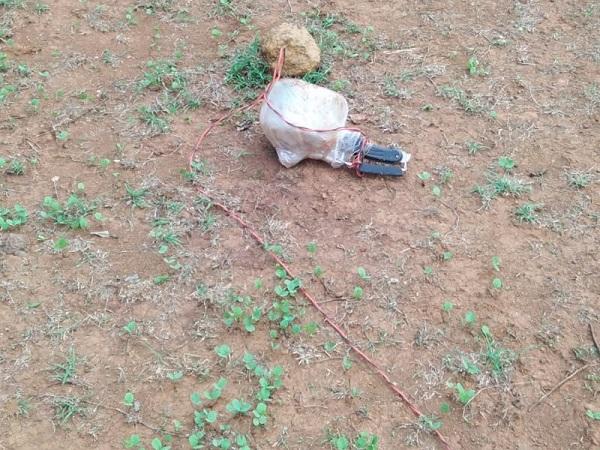 Narayanpur naxal attack, Narayanpur naxal movement, Naxalite attack, Cooker bombs recovered, IED blast, chhattisgarh, sirf sach, sirfsach.in