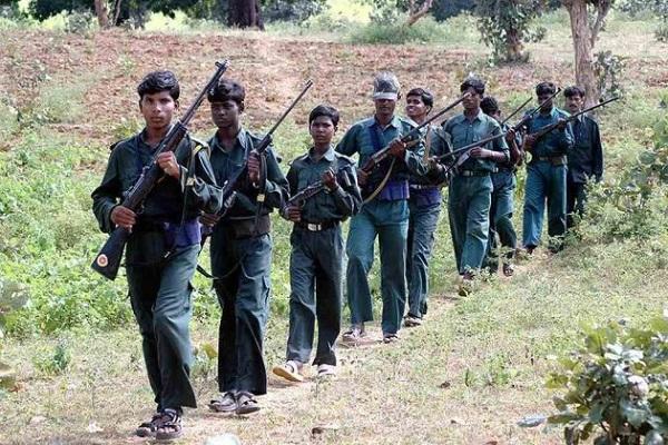 naxal, naxals killed, four naxals killed, naxals trapped, Chhattisgarh naxal, Raipur, Kanker, sirf sach, sirfsach.in