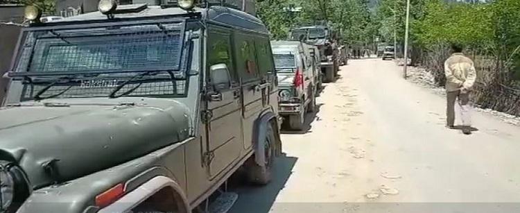 जम्मू-कश्मीर में मुठभेड़, जैश-ए-मोहम्मद का एक और आतंकी मारा गया