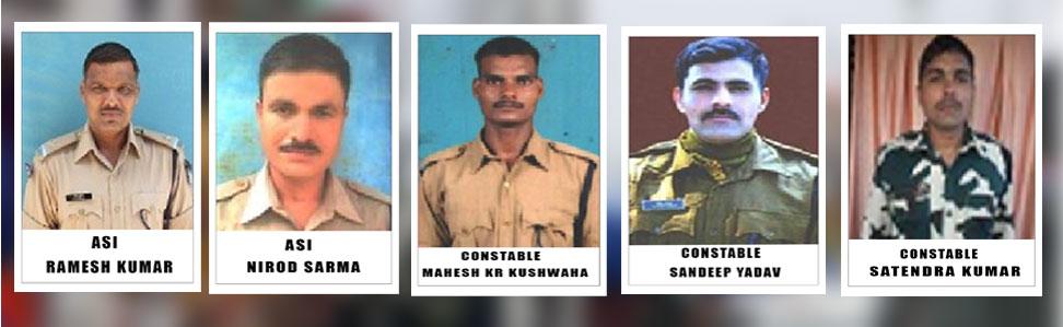 अनंतनाग हमले में मध्यप्रदेश, हरियाणा और असम के सपूत भी शहीद