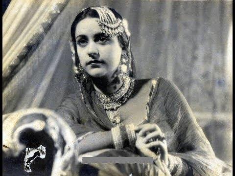 बॉलीवुड की 'ब्यूटी क्वीन' नसीम बानो, इनकी अदाओं के दीवाने थे लोग