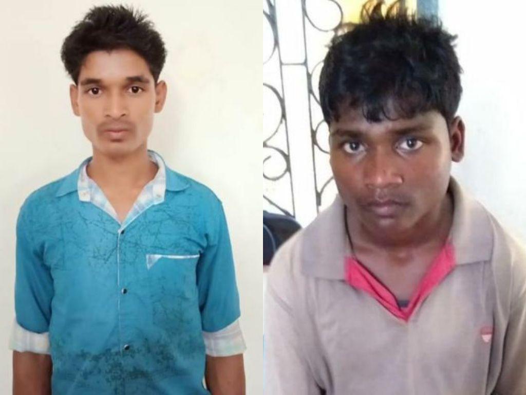 बीजापुर में दो अलग-अलग जगहों से 2 नक्सली पुलिस के हत्थे चढ़े
