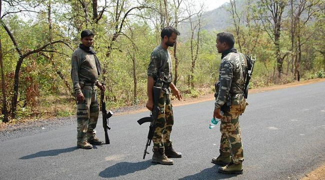 chhattisgarh naxal encounter, Chhattisgarh, Kanker, Police, Naxalite, encounter, firing, anti-Naxal operations, sirf sach, sirfsach.in