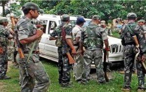 झारखण्ड: लोहरदगा में मुठभेड़ के दौरान 3 नक्सली ढेर, AK-47 बरामद
