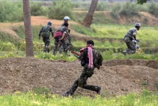 सुकमा: सुरक्षाबलों ने मुठभेड़ में महिला नक्सली को मार गिराया, नक्सली कैंप किया ध्वस्त