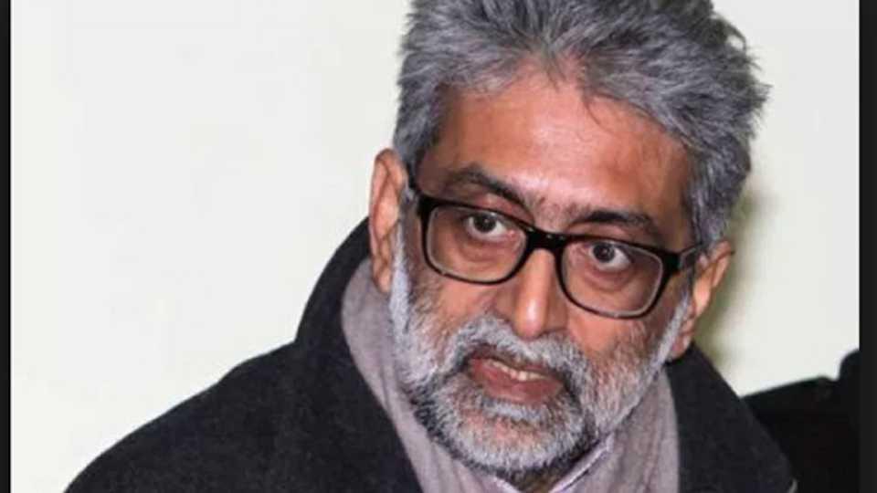अर्बन नक्सल केस: हिज्बुल मुजाहिद्दीन के संपर्क में थे गौतम नवलखा, पुणे पुलिस का दावा
