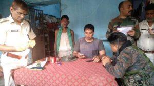 बिहार: लखीसराय से नक्सली गिरफ्तार, कांवड़ियों पर हमले की कर रहा था प्लानिंग