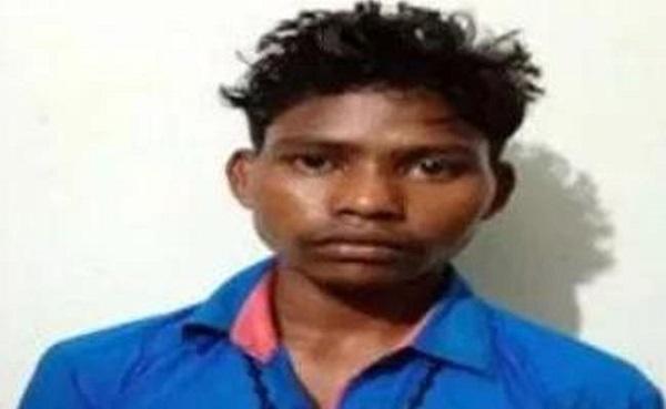 naxal, Jharkhand, Lohardaga District, Lohardaga Police, CPI Maoist, Naxalite, Naxal Fuleshwar Ganjhu, Peshrar Naxal, naxal arrested, sirf sach, sirfsach.in