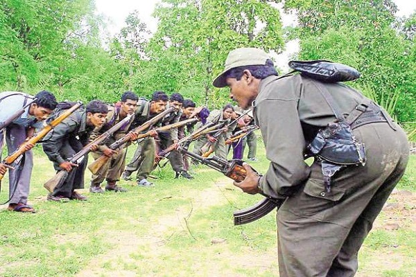 naxal, naxal attack, jharkhand, police, drone, special branch, sirf sach, sirfsach.in