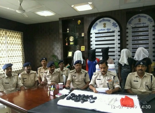 naxal, jharkhand naxal, khunti naxal, naxals arrested, naxals arrested in khunti jharkhand, sirf sach, sirfsach.in