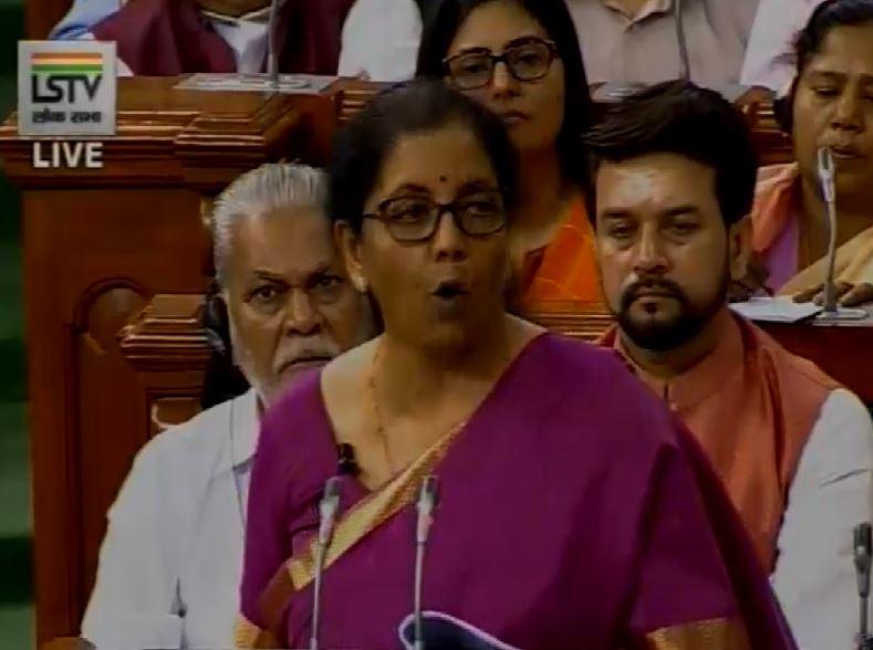 Union Budget 2019ः निर्मला सीतारमण के पहले बजट की बड़ी बातें
