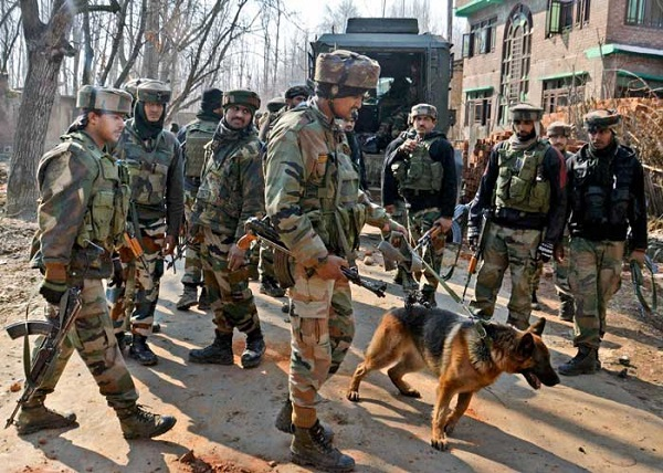 terrorism, Jammu and Kashmir, politics, Terrorists shot, elimination of terrorism, political worker, jammu and kashmir politics, jammu politics, Jammu Kashmir Terrorists shot, Jammu political, Kulgam , jammu and kashmir politics, indian army, RR, sirf sach, sirfsach.in