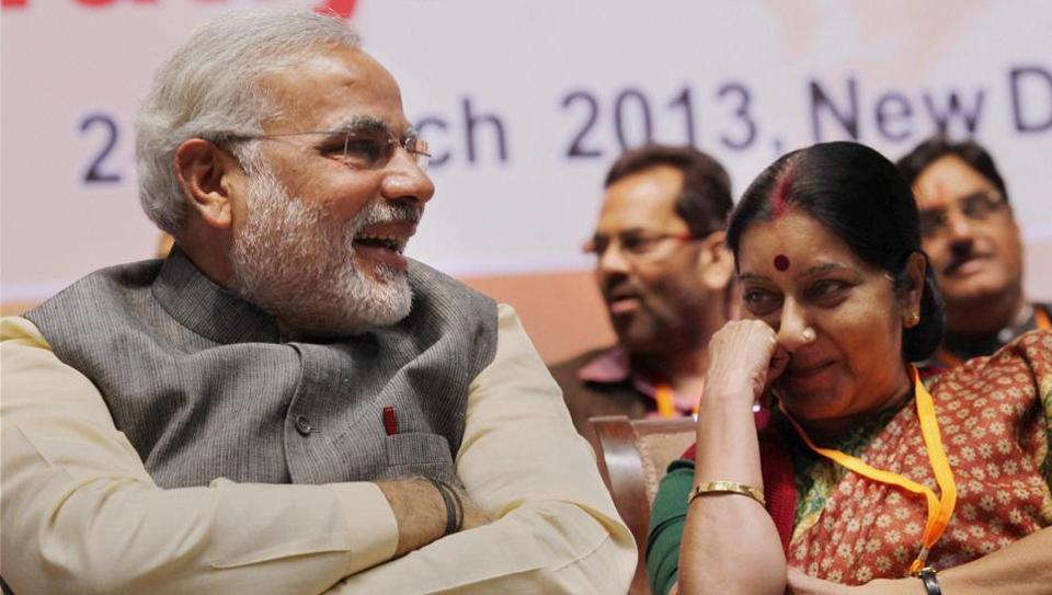 Pm Modi tweet Sushma Swaraj, Sushma Swaraj demise, Sushma Swaraj Dies, Sushma Swaraj News, Sushma Swaraj latest news,सुषमा स्वराज का देहांत, पीएम मोदी ने बताया निजी क्षति, पीएम मोदी ट्वीट, सुषमा स्वराज निधन