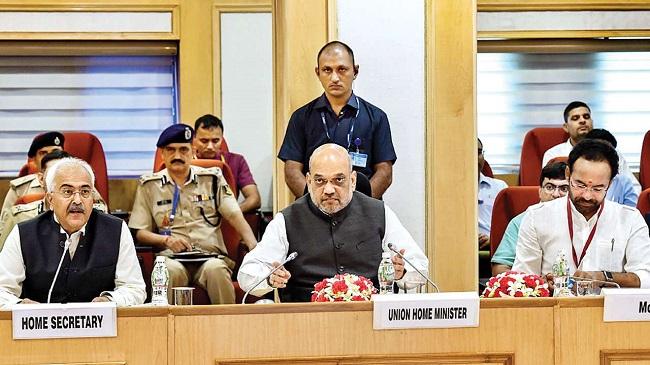 Union Home Minister Amit Shah, strategy in Delhi on Naxal problem, high alert in Chhattisgarh, CM Bhupesh Baghel, नक्सल समस्या, अमित शाह ने में दिल्ली में बनाई रणनीति, छत्तीसगढ़ में हाई अलर्ट, Bhupesh Baghel, भूपेश बघेल, बिहार सीएम नीतिश कुमार, sirf sach, sirfsach.in, सिर्फ सच