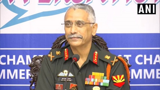 Lieutenant General MM Narwane said on China, Inadian army, Head of Eastern Army Command, MM Narwane, Doklam dispute with China, एमएम नरवाने, sirf sach, sirfsach.in