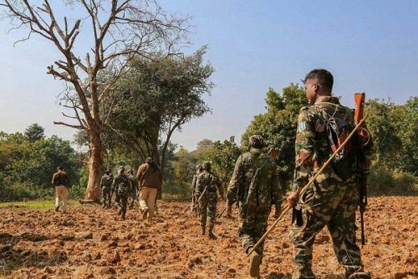 मध्यप्रदेश: बालाघाट में पुलिस पर हमला करने की साजिश कर रहे नक्सली गिरफ्तार