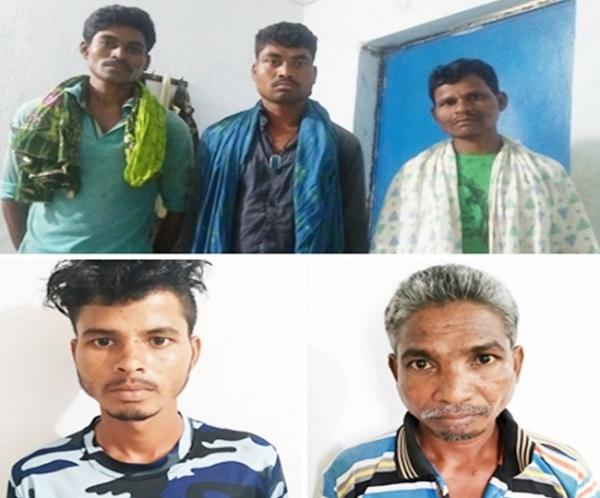 5 Naxalites Arrested, 5 Naxalies Arrest in Sukma, Naxal movement, Naxal Issues, Home Minister Amit Shah, Amit Shah Meeting on Naxal Issues, Huge Explosive Recovered from Naxalies, Naxalies Arrest before Planting Bomb, Chhattisgarh, Sukma News, Naxal News, पांच नक्सली गिरफ्तार, गृहमंत्री अमित शाह की नक्सल मुद्दे पर बैठक, नक्सलियों से भारी मात्रा में विस्फोटक बरामद, सिर्फ सच, sirf sach, sirfsach.in