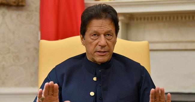 भारत के खिलाफ पाकिस्तान का नया पैंतरा, इमरान खान ने ट्वीट कर अब देश के परमाणु हथियारों की सुरक्षा पर जताई चिंता