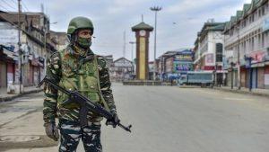 कश्मीर में नई पहल को हमारा समर्थन