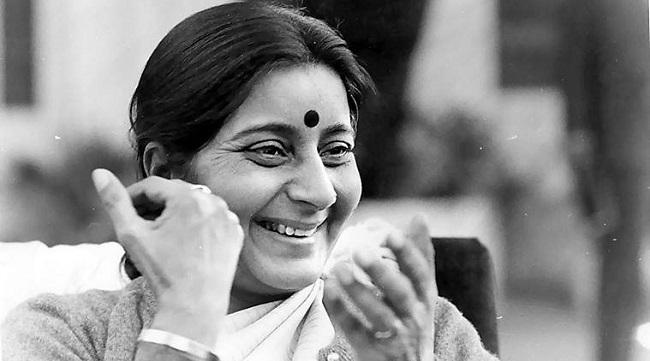 सुषमा स्वराज: एक नेत्री जिन्होंने मानवीय मूल्यों को हमेशा ऊपर रखा