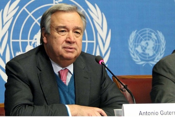 Article 370 हटाए जाने पर संयुक्त राष्ट्र प्रमुख एंतोनियो गुतारेस का बयान