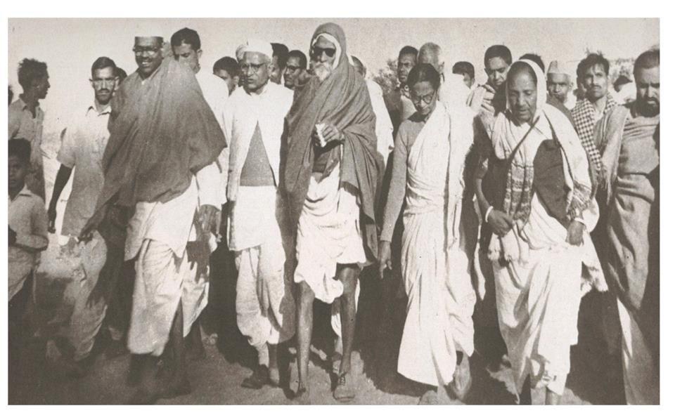 भारत में सामाजिक सुधार के जनक थे देश के पहले सत्याग्रही