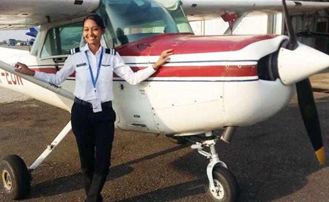 देश को मिली पहली आदिवासी महिला पायलट, ओडिशा की अनुप्रिया लाकरा के जज्बे को सलाम