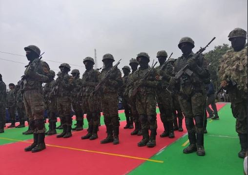 commandos for railway protection, RPF, piyush goyal, coras, Indian Railways