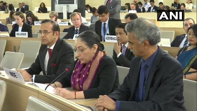 पाकिस्तान ने जम्मू-कश्मीर को भारत का हिस्सा माना, जानिए UNHRC की बैठक में क्या-क्या हुआ…