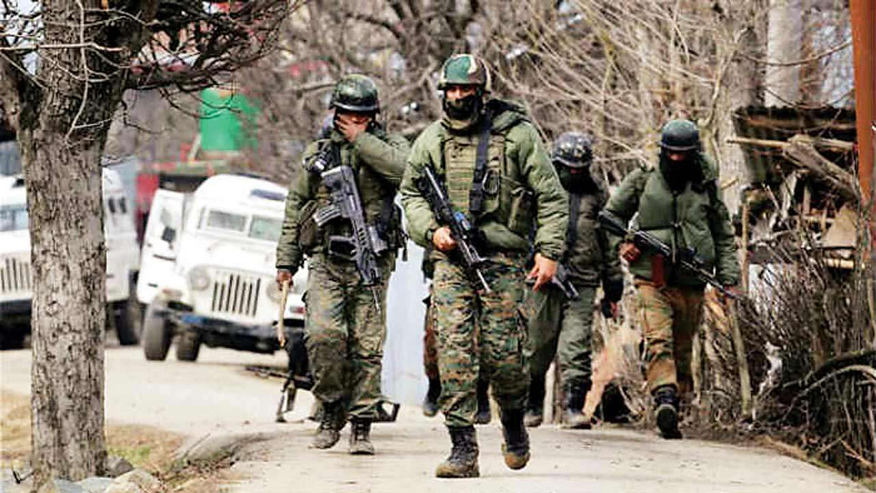 Sopore Encounter, LeT terrorist Asif neutralised in an encounter in Sopore