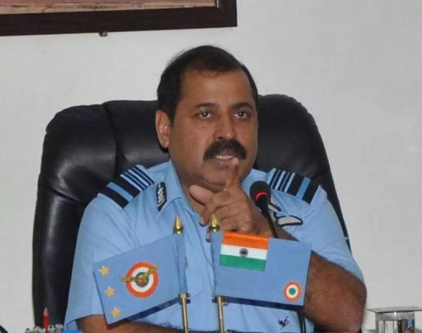 राकेश कुमार सिंह भदौरिया बने भारतीय वायुसेना के नए चीफ, बीएस धनोआ की लेंगे जगह