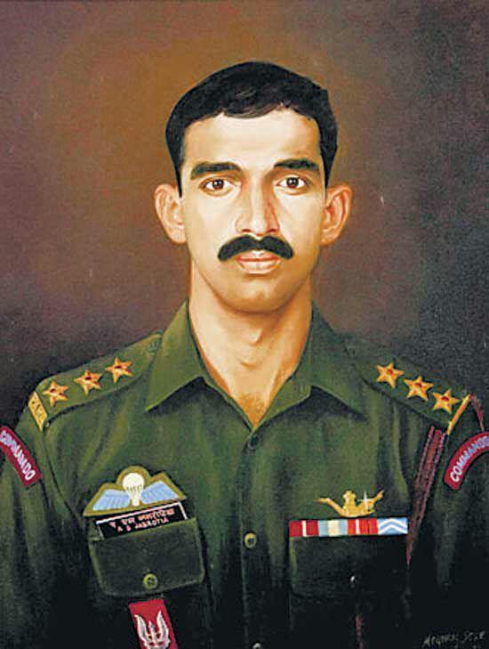 आतंकवादियों के लिए यमराज थे शहीद कैप्टन अरुण जसरोटिया