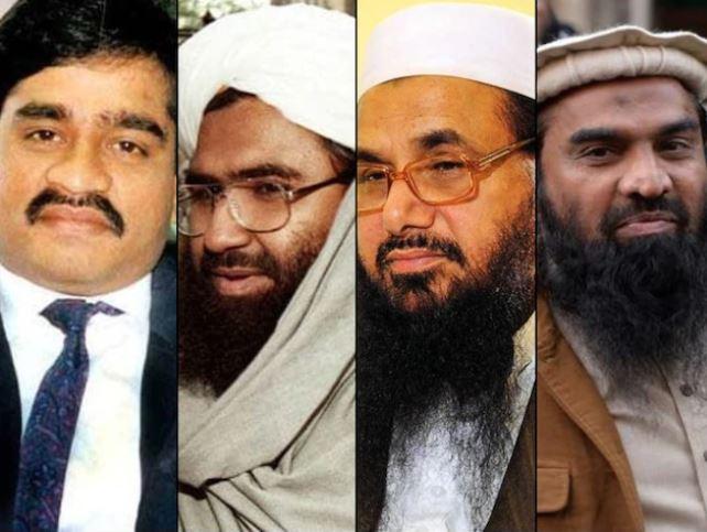 UAPA: मसूद अजहर, दाऊद इब्राहिम और हाफिज सईद और लखवी आतंकी घोषित