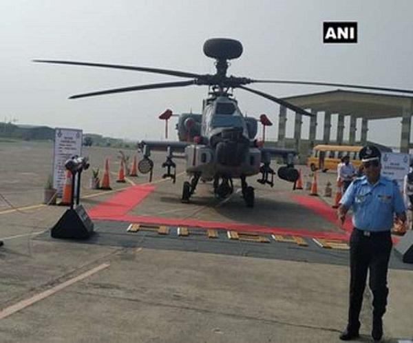 आसमान में गरजेंगे भारतीय वायुसेना के अपाचे, दुश्मन के छूट जाएंगे पसीने