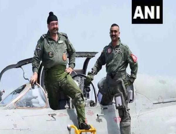 एयर चीफ मार्शल ने विंग कमांडर अभिनंदन के साथ भरी आखिरी उड़ान, इनके पिता के साथ भी उड़ा चुके हैं मिग-21