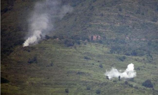 पाकिस्तानी सेना ने फिर तोड़ा सीज फायर, 4 जवान जख्मी