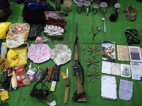 Chhattisgarh: कवर्धा में सुरक्षाबलों ने 2 लाख की इनामी नक्सली को मार गिराया