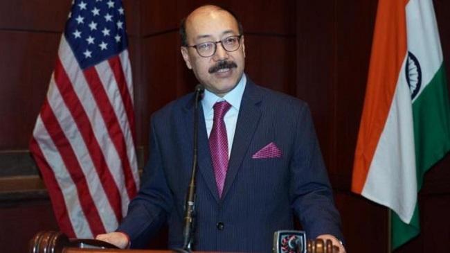 भारत के राजदूत हर्षवर्धन श्रृंगला ने कहा, जम्मू-कश्मीर पर एकतरफा रिपोर्टिंग कर रहा अमेरिकी मीडिया