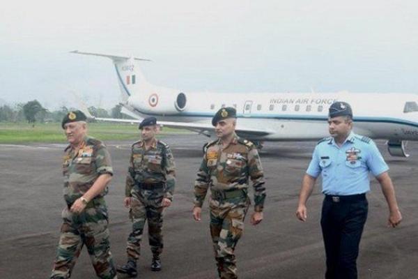 चीन बॉर्डर पर होगा भारतीय सेना और वायुसेना का बड़ा युद्धाभ्यास