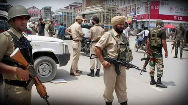 Jammu Kashmir, Kishtwar, PDP leader, PSO weapons snatched, Terrorists, sirf sach, sirfsach.in