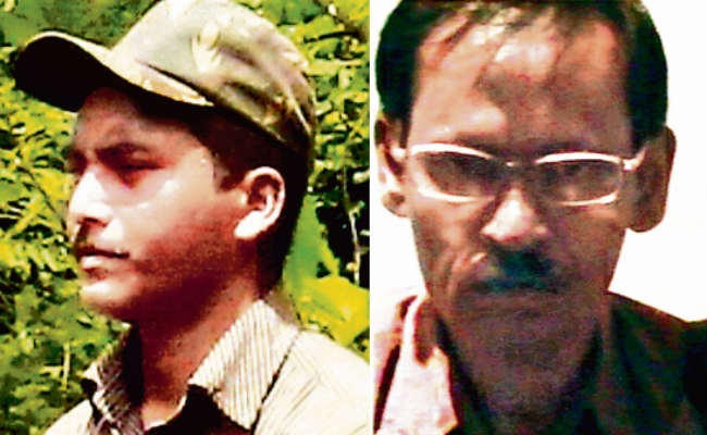 झारखंड: कुख्यात नक्सलियों असीम मंडल और अनल दा पर एक करोड़ रुपये का इनाम घोषित