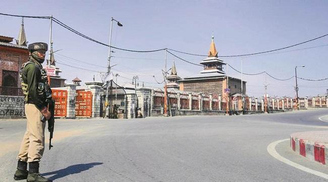 जम्मू-कश्मीर: किश्तवाड़ में सुरक्षा एजेंसियों ने डाला डेरा, आतंकी वारदातों से चढ़ा पारा