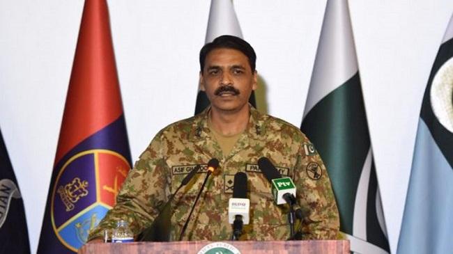 आदत से मजबूर है पाकिस्तान, कश्मीर को लेकर अब आर्मी प्रवक्ता ने कही ये बात