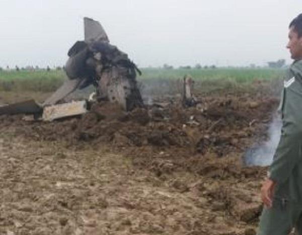 क्रैश हुआ एक और मिग-21 विमान, इस साल मिग क्रैश होने की तीसरी घटना
