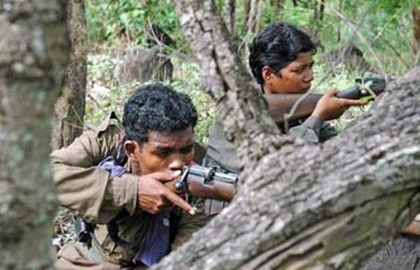 आंध्र प्रदेश: ओडिशा सीमा पर मुठभेड़ में 5 नक्सली ढेर