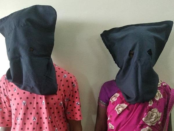 छत्तीसगढ़: बीजापुर से दो नक्सली पुलिस के हत्थे चढ़े, हत्या के मामले में पुलिस कर रही थी इनकी तलाश