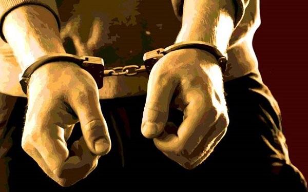 Two naxal arrest, naxal near sonbhdra, naxal from bihar adhaura, sirf sach, sirfsach.in, सोनभद्र, बिहार, अधौरा, एरिया कमांडर सहित एक नक्सली गिरफ्तार, सिर्फ सच