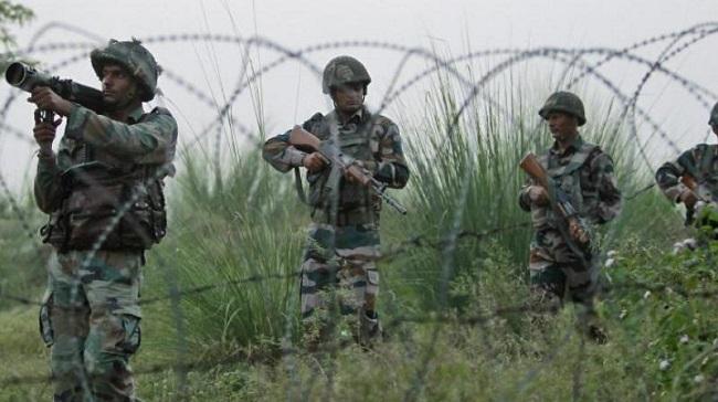 Jammu kashmir, LoC, Pakistan, BAT, terrorist, infiltration, Video, Indian Army, Grenade attack, sirf sach, sirfsach.in