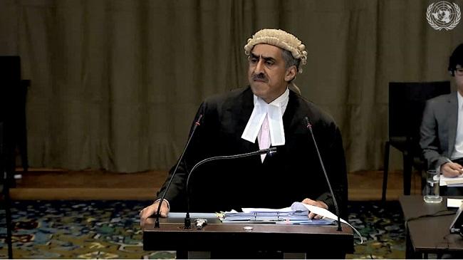 पाकिस्तान ने खुद माना, कश्मीर मसले पर ICJ में जाने के लिए नहीं हैं पर्याप्त सुबूत
