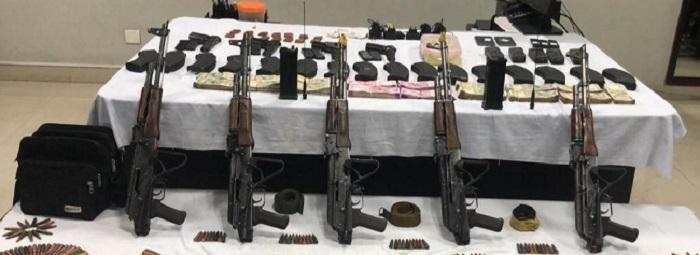 पंजाब पुलिस ने खालिस्तान जिंदाबाद फोर्स के आतंकवादी मॉड्यूल का भंडाफोड़ किया